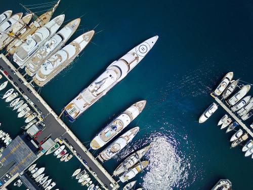 Les différents types de Yacht