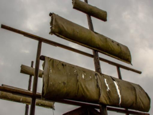 Comment réparer une voile déchirée ?