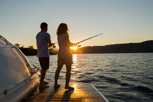 Comment pêcher en mer ?