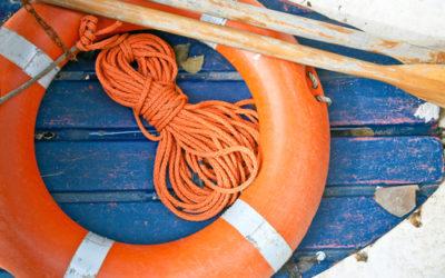 Quel est le matériel de sécurité obligatoire sur un bateau ?