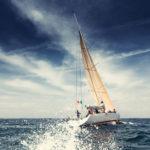 Connaître le vocabulaire d'un voilier